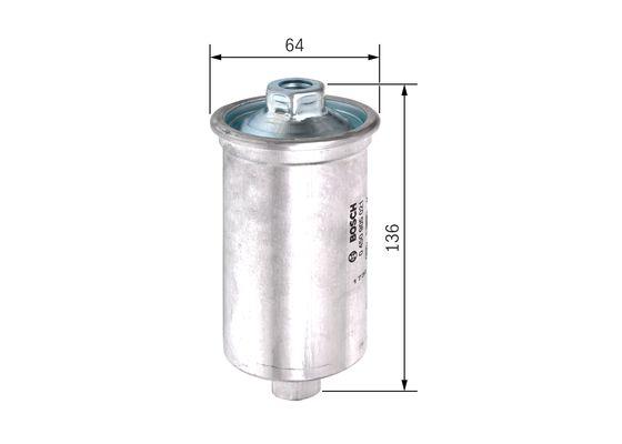Filtro Inyeccion  BOSCH-0450905021 - 17,55