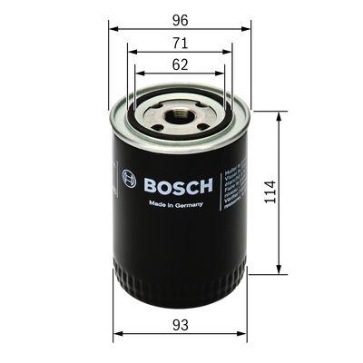 Filtro de Aceite  BOSCH-0451103217 - 7,35