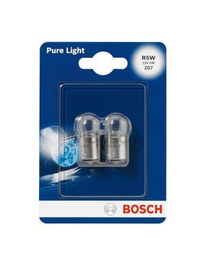 LAMPARA R5W 12V 5W BOSCH-1987301022 - 2,18