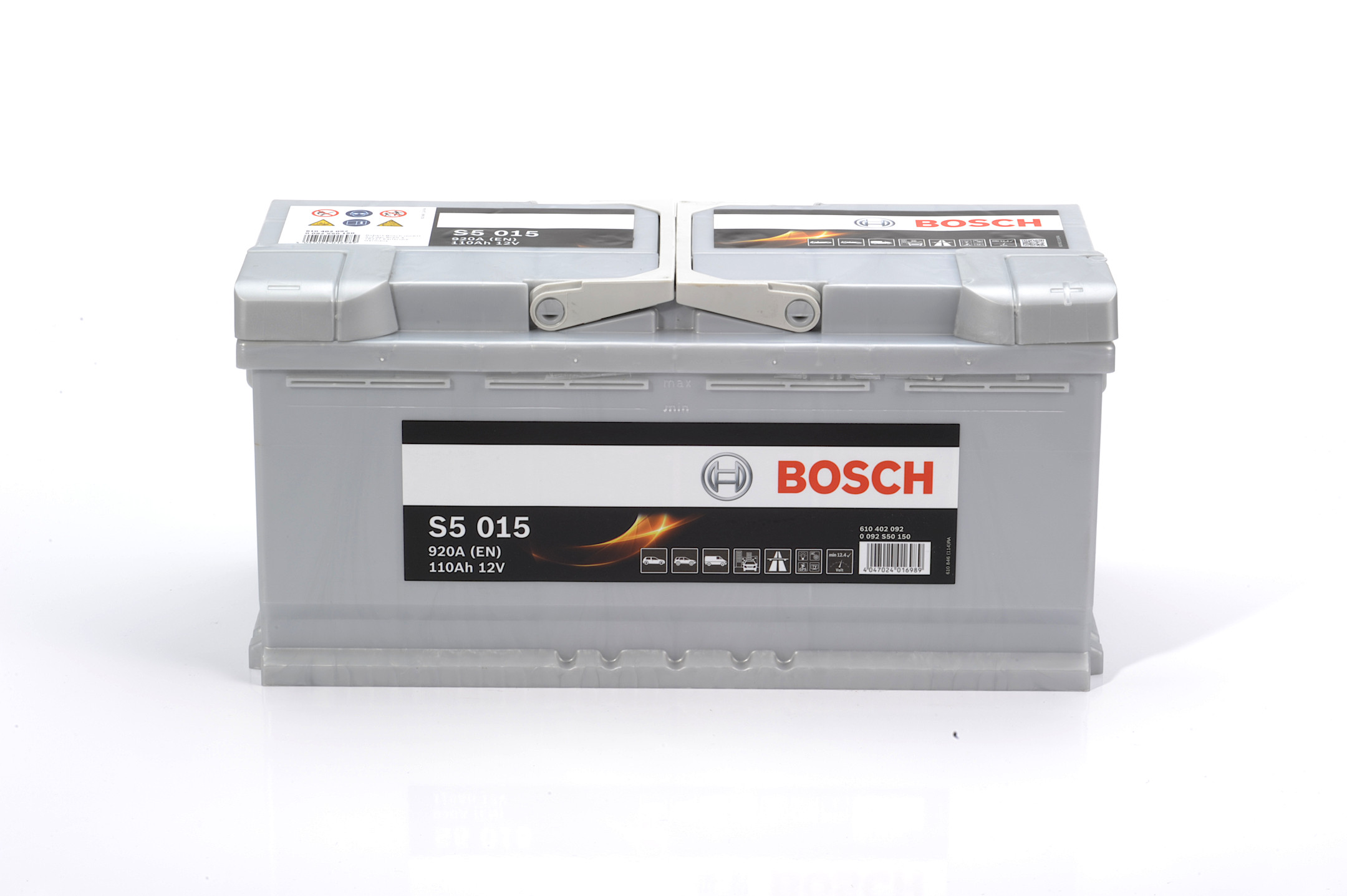 Acumulator BOSCH 110Ah 920A - 0 092 S50 150