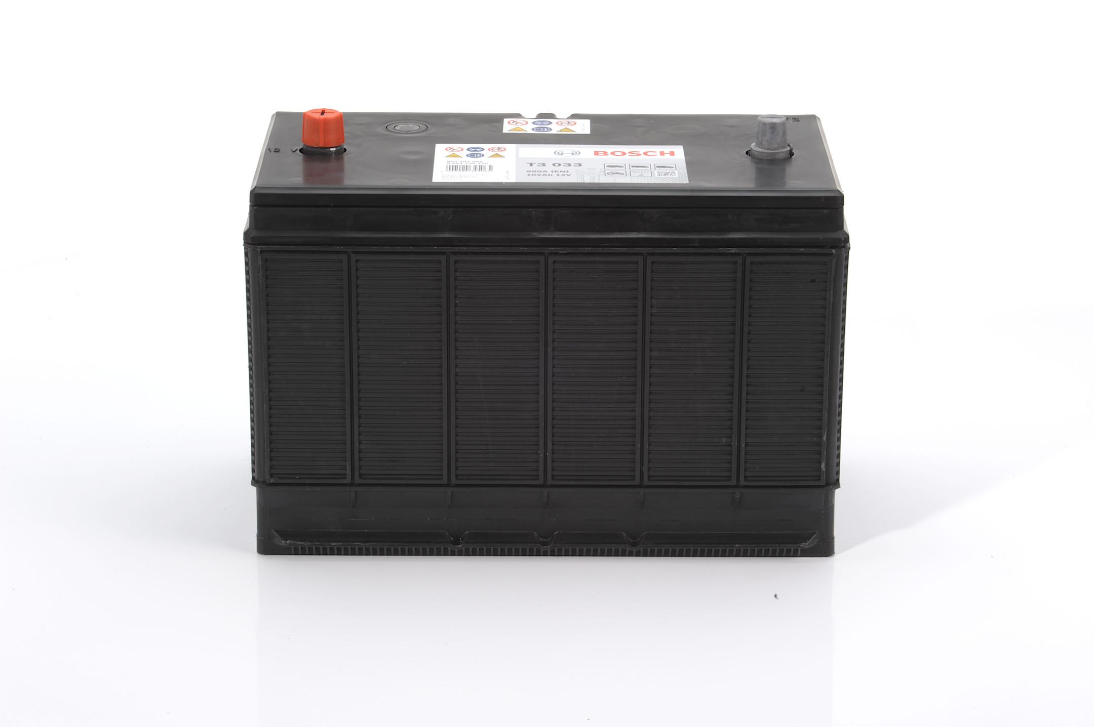 Acumulator BOSCH 102Ah 680A - 0 092 T30 330