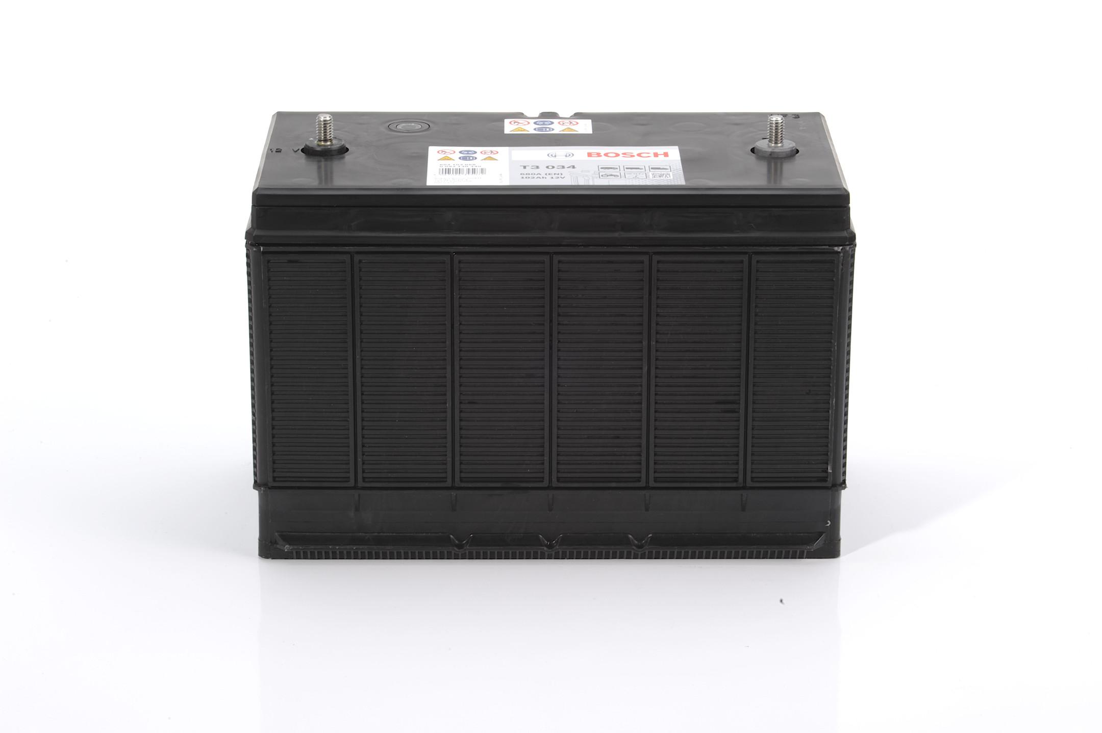 Acumulator BOSCH 102Ah 680A - 0 092 T30 340