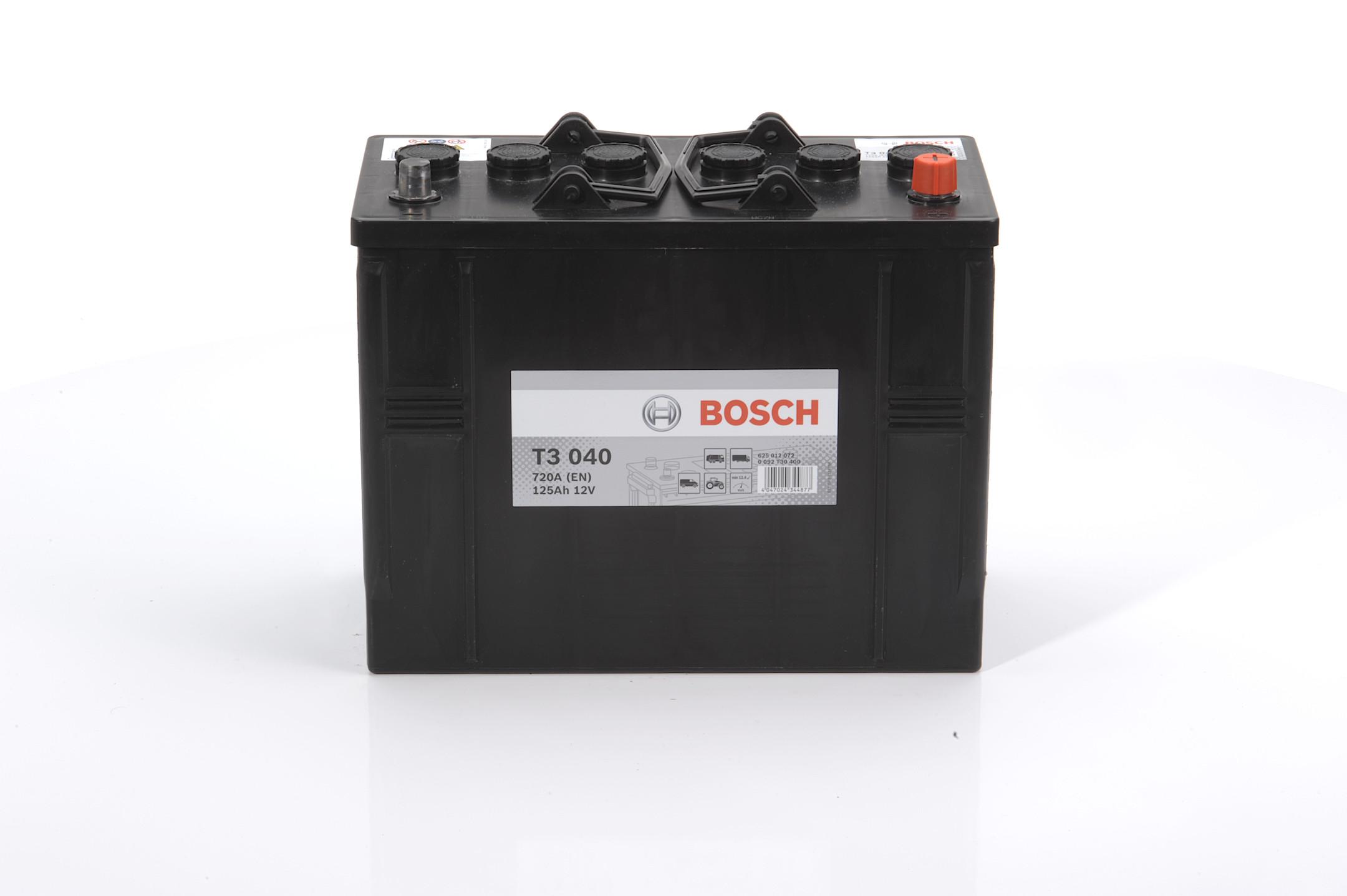 Acumulator BOSCH 125Ah 720A - 0 092 T30 400