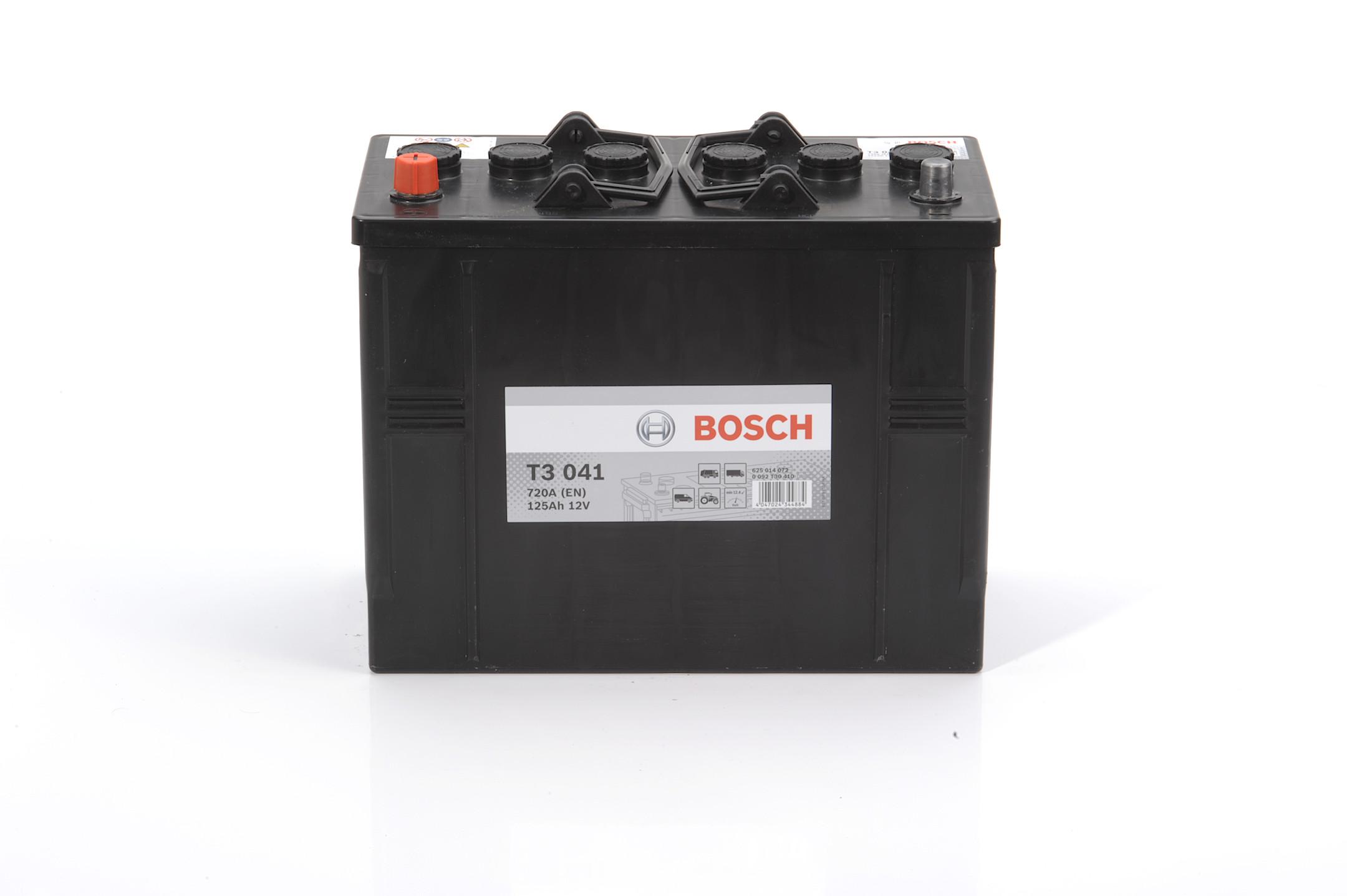 Acumulator BOSCH 125Ah 720A - 0 092 T30 410