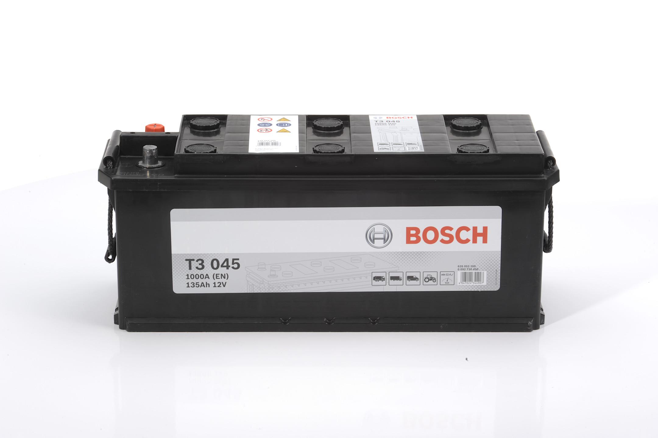 Acumulator BOSCH 135Ah 1000A - 0 092 T30 450